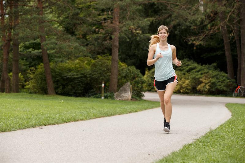 Runmylean läuft das erste Mal 5 km unter 25 Min.