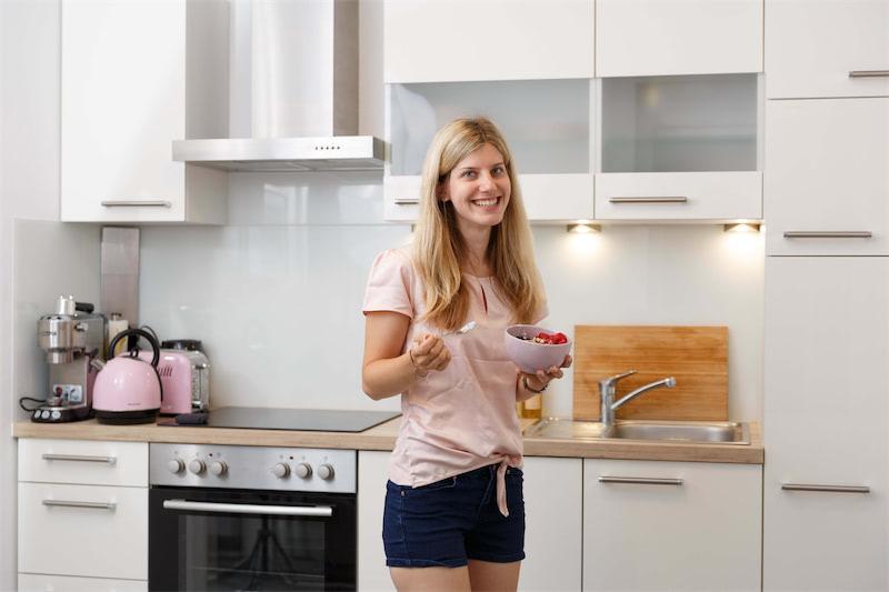Runmylean gibt dir drei wichtige Tipps, wie du richtig essen kannst
